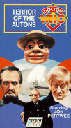 Terror of the Autons VHS US cover