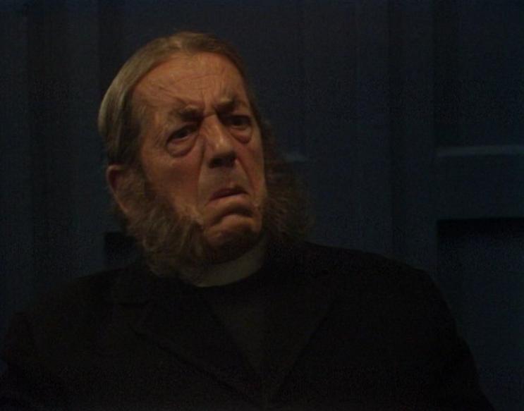 Reverend Ernest Matthews