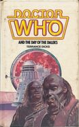 Day of the daleks uk hardcover