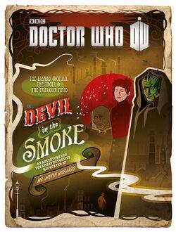 Devil in the Smoke cover