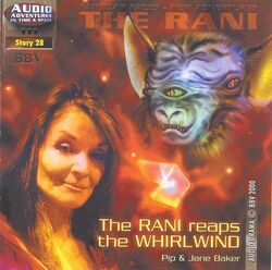 Rani Reaps the Whirlwind cover