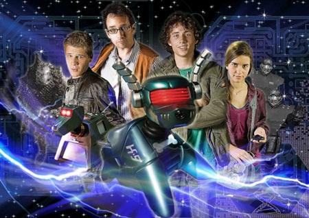 K9 Series 1 main characters
