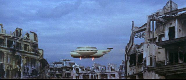 File:Dalek saucer landing.jpg