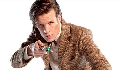 DOCTOR WHO Farewell to MATT SMITH - All New Special Dec 25 Only On BBC AMERICA