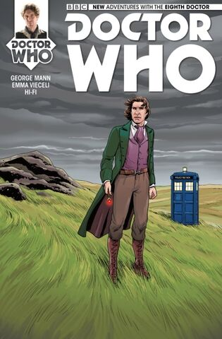 File:Eighth Doctor issue 1 cover C.jpg