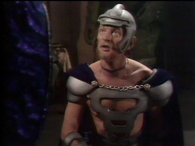 Peladon Guard Captain