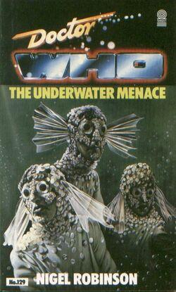 Underwater Menace novel
