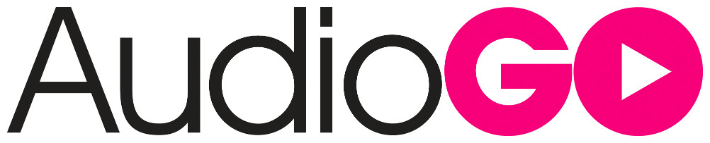 AudioGO logo