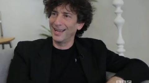 Neil Gaiman Lost Scenes of Doctor Who - The Planet of the Rain Gods