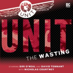 The Wasting cover