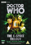 The E-Space Trilogy DVD UK cover