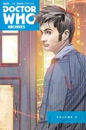 The Tenth Doctor Archives: Volume 3 (graphic novel)