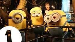 Greg James Mind My Minions