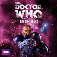 ITunes Monsters Sontarans cover