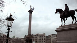Nelson's Column The Day of the Doctor
