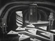 TARDIS hopscotch
