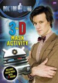 Doctor Who 3D Mask Activity