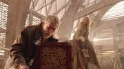 War Doctor and the Moment