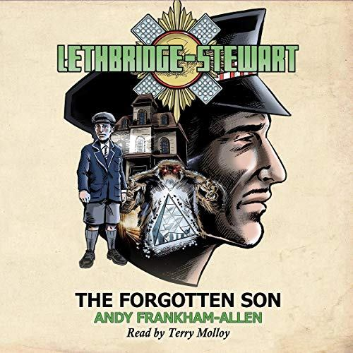 File:The Forgotten Son audiobook.jpg