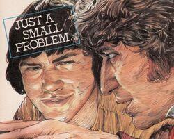 Just a Small Problem