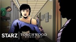 Torchwood Web of Lies - Holly