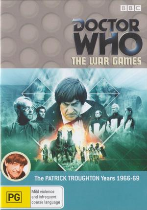 File:The War Games DVD Australian cover.jpg