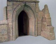The Gateway entrance