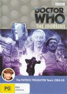 The Invasiondvd