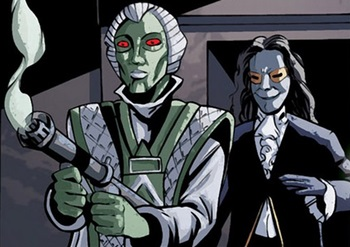 File:Voc and a Clockwork attack the Doctor and Martha.jpg