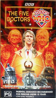 File:The Five Doctors 1990 VHS Au.jpg
