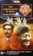 The Ambassadors of Death VHS Australian cover