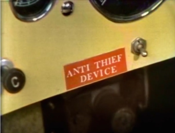 Anti-thief device