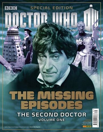 File:DWM SE 35 Missing Episodes The Second Doctor Volume One.jpg
