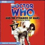 Pyramids of Mars Audio