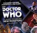 Classic Doctors, New Monsters (audio anthology)