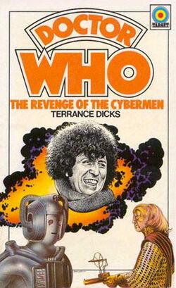 Revenge of the Cybermen novel