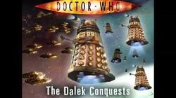 Doctor Who The Dalek Conquests