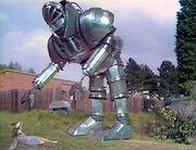 Robot title