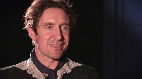 The Surprise Paul McGann - Doctor Who 50th Anniversary The Night of the Doctor - BBC