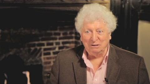 Exclusive -- Tom Baker talks regeneration - Doctor Who - BBC