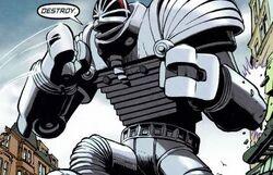 Robo Rampage