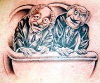 -Statler-Waldof-tattoo