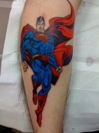 Superman-Tattoo-Pics