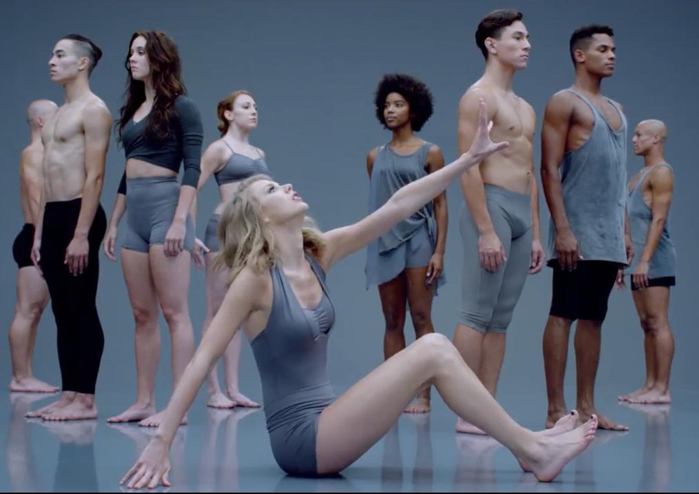 Taylor Swift Shake It video underwear commercial mockery