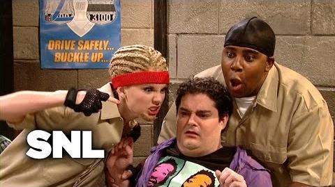 Scared Straight Lorenzo and Skeet Devlin - Saturday Night Live