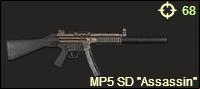 MP5 SD Assasin New