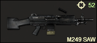 M249 SAW New