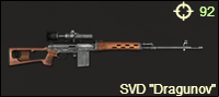 SVD Dragunov New