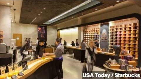 Starbucks to Open First Teavana Tea Bar in Manhattan