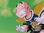 Krillin Owned Count 26